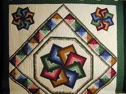 Spinning Star Quilt Pattern
