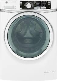 Ge Appliances Washing Machine Ge Appliances Gfws2600fww 45 Cu Ft Front Load Washer
