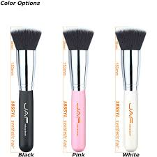 best contour brush. good flat contour brush best contouring highlighter makeup