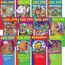 Dewey Decimal System Chart For Kids Printable Kids