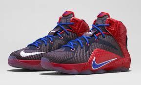 lebron shoes superman. nike lebron 12 gs \u201csuperman\u201d lebron shoes superman s