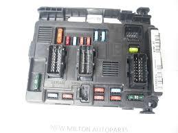 a genuine citroen c2 c3 c5 picasso xsara fuse box control module a genuine citroen c2 c3 c5 picasso xsara fuse box control module siemens u118470003 l 9650618480 00 bsm b3