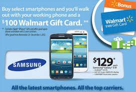 Walmart Black Friday full ad leaked Galaxy S3 unreleased Samsung