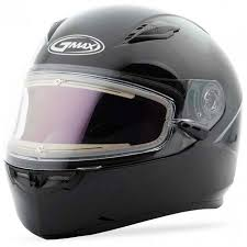 Gmax Ff49s Solid Electric Mens Snowmobile Helmets