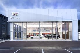 Dealership Showroom Design First Dealership Featuring All New Design Concept With