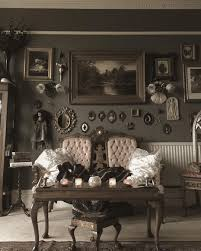 Steampunk Inspired Interior Design 25 Incredible Gothic Living Room Design Decor Ideas For You
