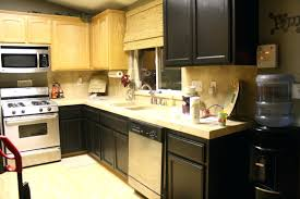 How To Paint Oak Cabinets Kitchen Paint Colors With Oak Cabinets
