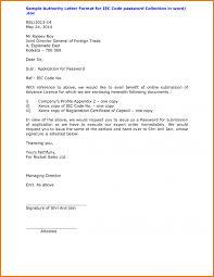 Passport Authorization Letter Stunning Letter Format Wordthorization Word Authorization Collect Passport
