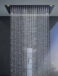 luxury big shower heads i am loving this rain drop shower head not loves these ceiling