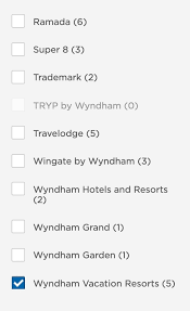 Wyndham Timeshare Points Chart How To Book Wyndham Timeshares With Points
