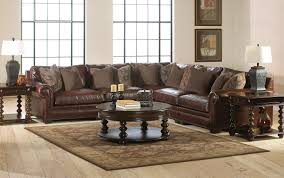 Of Living Rooms With Leather Furniture Leather Sectional Living Room Furniture Luxhotelsinfo
