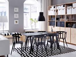 Ikea Dining Room Furniture Vegetables Glass Oval Dining Tabl - Black oval dining room table