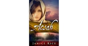 Acsah by Janice Rice