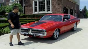 Dodge Charger Foose Rims Classic Muscle Car For Sale In Mi