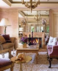 Purple Decor For Living Room Purple And Gold Living Room Design House Decor