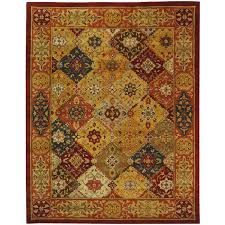 10 by 10 square rug