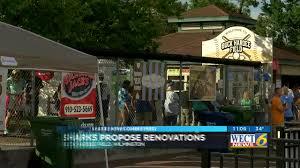 Wilmington Sharks Propose Renovations To Buck Hardee Field