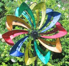 over the rainbow wind spinner