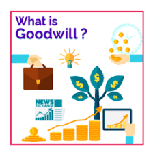 What Is Goodwill Meaning Definition Types Examples