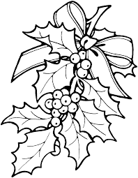 Christmas Coloring Pages Bing Images Enlarge