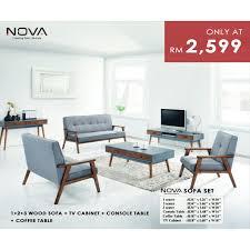 1 2 3 wood sofa tv cabinet console