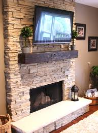 enchanting reclaimed wood fireplace mantel 8