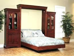 Queen Size Murphy Bed Frame Brayden Studio Clearwater Twin Murphy ...
