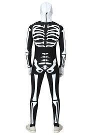 the karate kid authentic skeleton suit