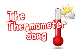 The Thermometer Song (song for kids about temperature) - YouTube