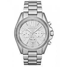 michael kors men s mk5535 silver stainless steel quartz watch