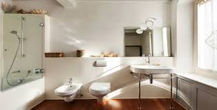 art deco bathroom. Frameless Shower Door For Art Deco Bathroom