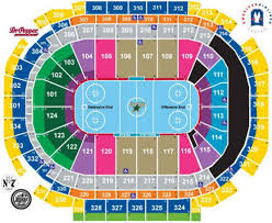 Aa Center Dallas Seating Chart Nhl Hockey Arenas American Airlines Center Home Of The