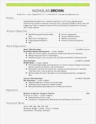 Creative Online Resume Builder Lovely 7 Best Resume Inspiration