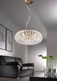 lai modern pendant lamp crystal kitchen pendant lighting