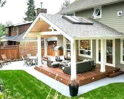 attached covered patio ideas. Patio Roof Attached To House Covered Ideas Attached Covered Patio Ideas D