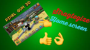 Build Your Home Strategically Build Your Home Screen Pixel Gun 3d Youtube