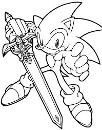 Dessins Coloriage Sonic Boom Imprimer Voir Le Dessin Panthere Rose