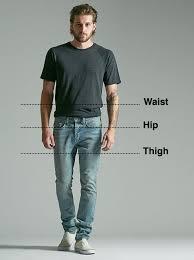 Pacsun Skirt Size Chart Mens Jeans Size Chart