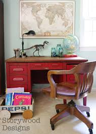 Storywood Designs Storywood Designs Vintage Teacher Desk Makeover With Ascp