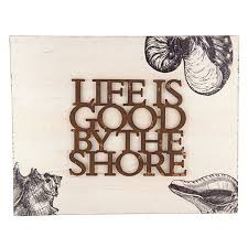 life is good by the s wall art plum post