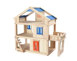 Terrace Dollhouse   PlanToys