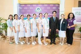 วันพยาบาลสากล   คณะแพทยศาสตร์โรงพยาบาลรามาธิบดี มหาวิทยาลัยมหิดล