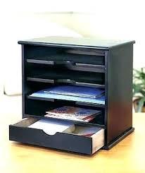 countertop mail organizer mail organizer mail organizer 4 slot wood home office mail organizers wooden bill countertop mail organizer