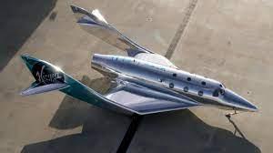 Virgin Galactic unveils new spacecraft ...
