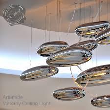 ross lovegrove lighting. Artemide Mercury Ceiling Light By Ross Lovegrove Lighting N