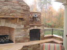 Fireplace Refacing Cost Large Natural Cream Fireplace Refacing Ideas That Can Be Decor