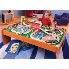 pc ride around town train set table to zoom ts kidkrafta large size