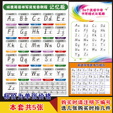 Usd 5 19 Primary English Letters Writing Specification 26