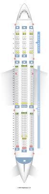 Seatguru Seat Map Singapore Airlines Airbus A330 300 333