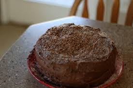 Homemade Chocolate Cake Jennifer Beckstrand